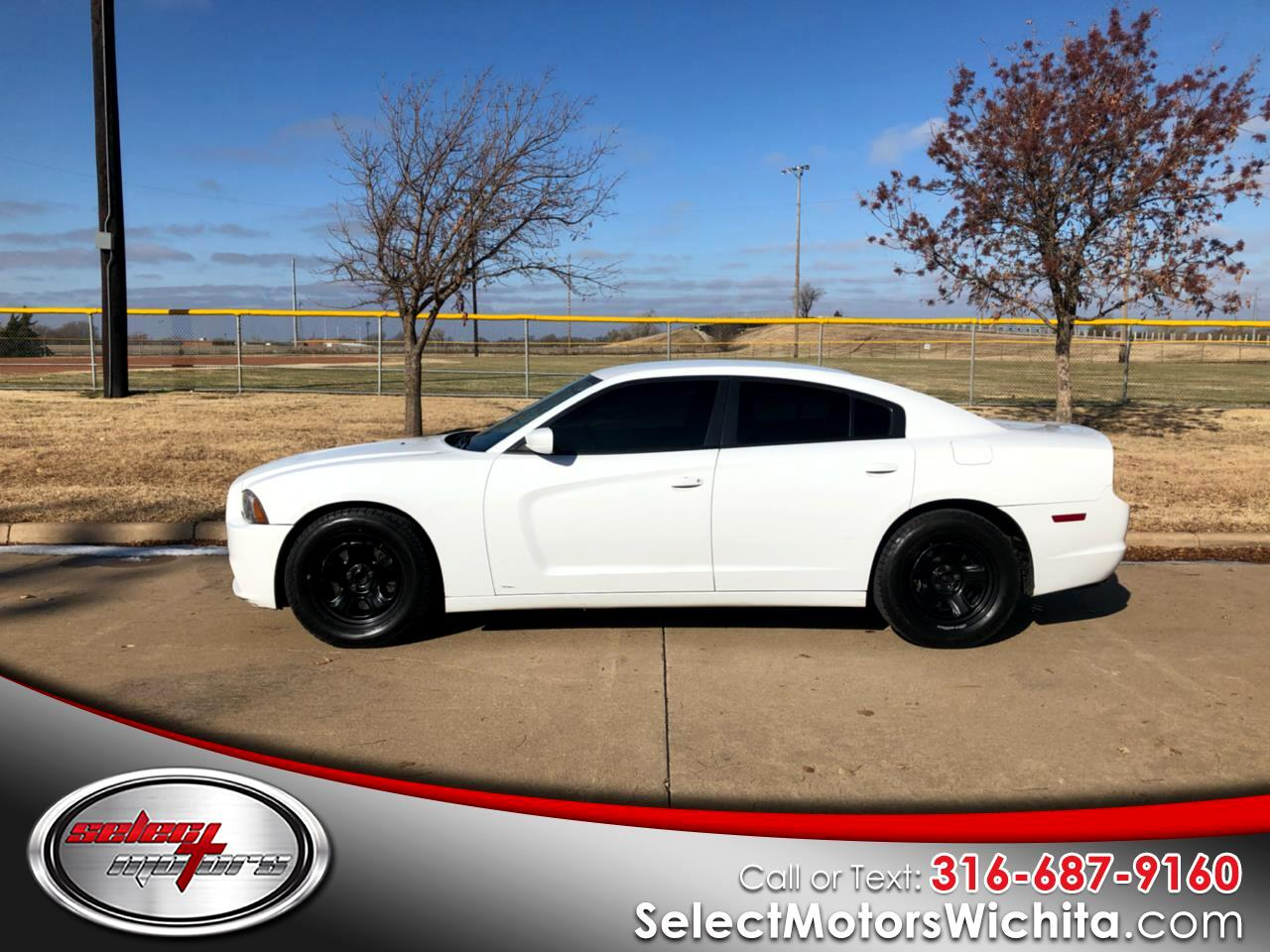 2013 Dodge Charger 4dr Sdn Police RWD