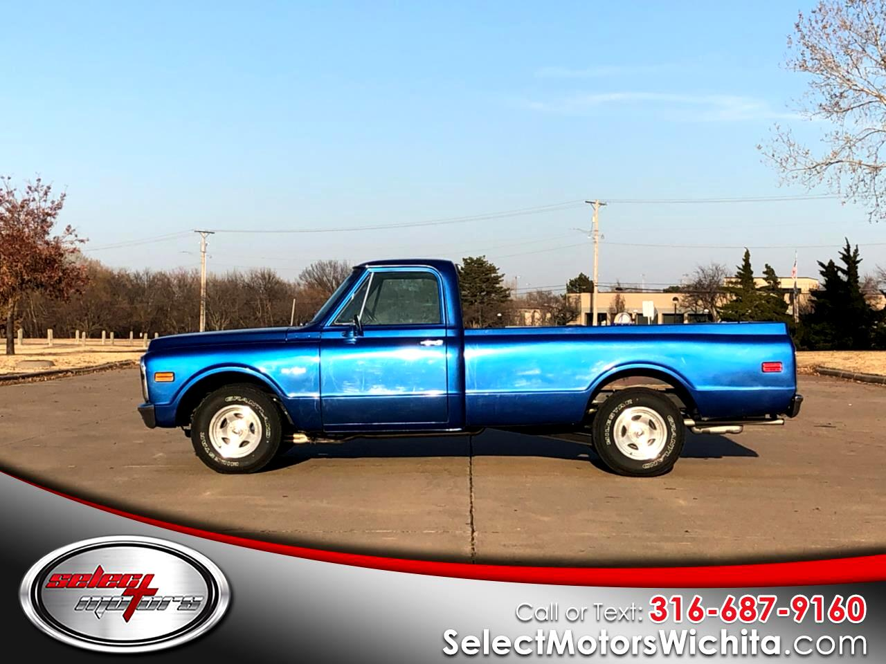 1970 Chevrolet C/K 10 Regular Cab 2WD