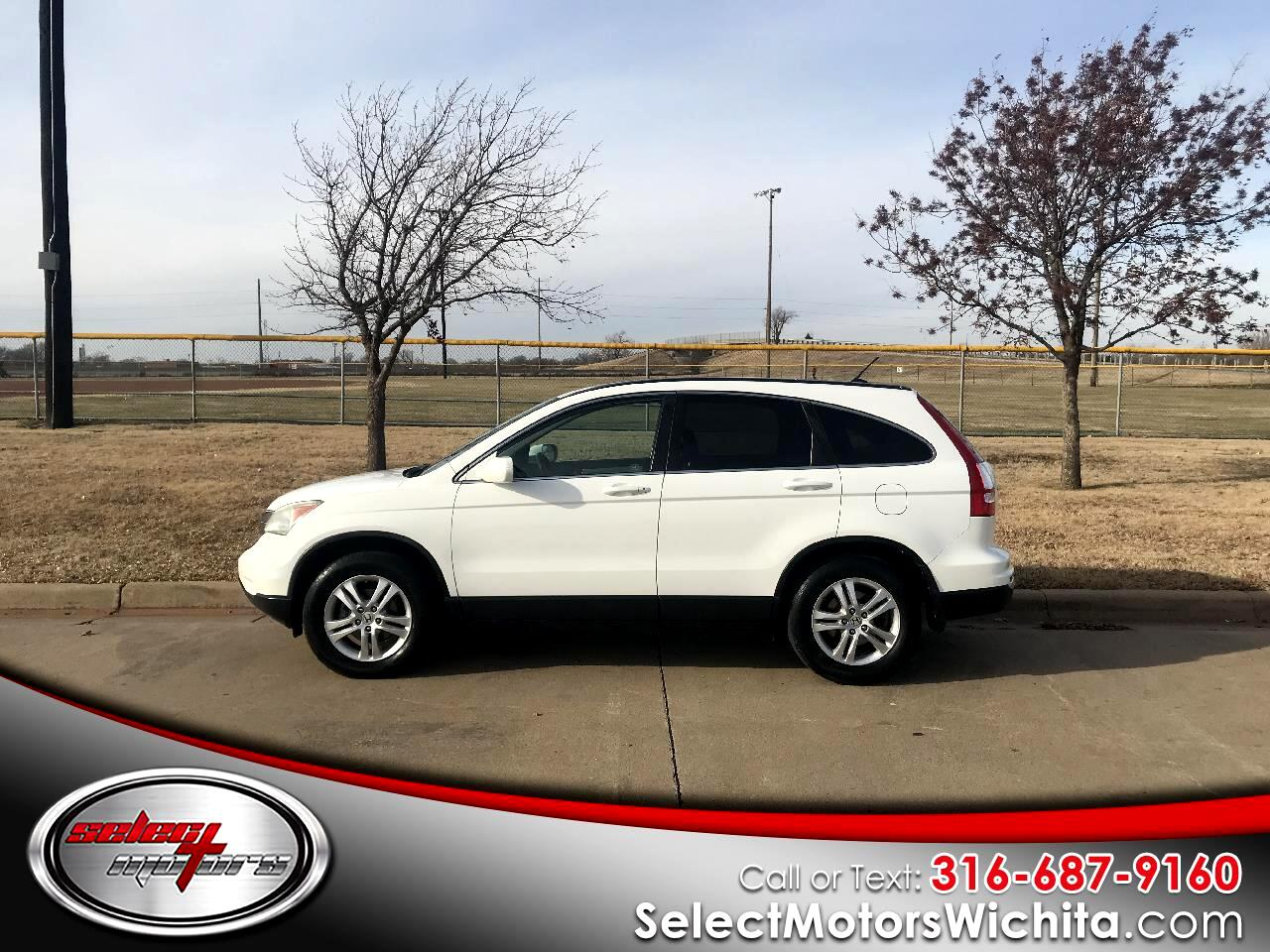 Used 2010 Honda Cr V For Sale In Wichita Ks 67210 Select Motors