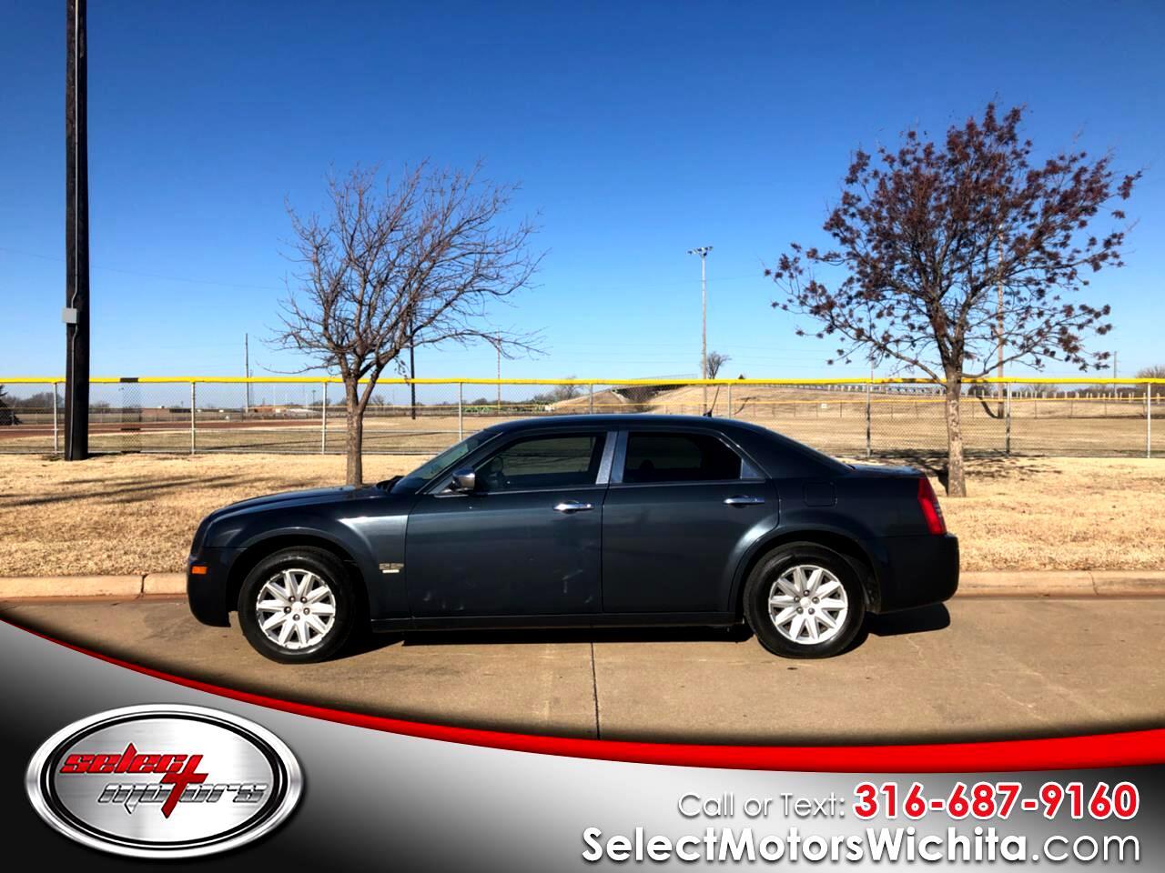 2008 Chrysler 300 4dr Sdn 300 LX RWD
