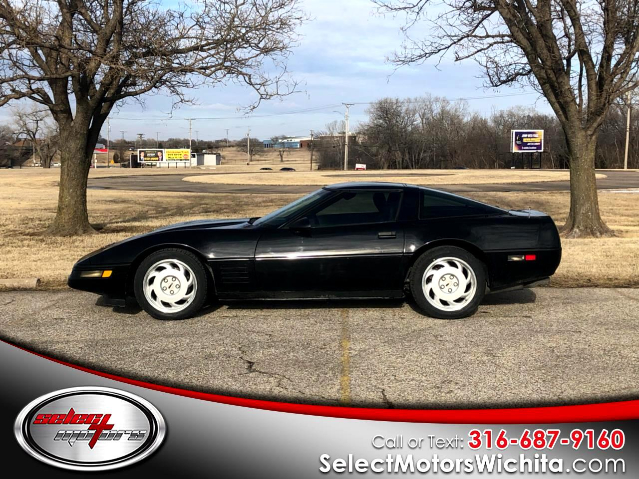 1992 Chevrolet Corvette 2dr Coupe Hatchback