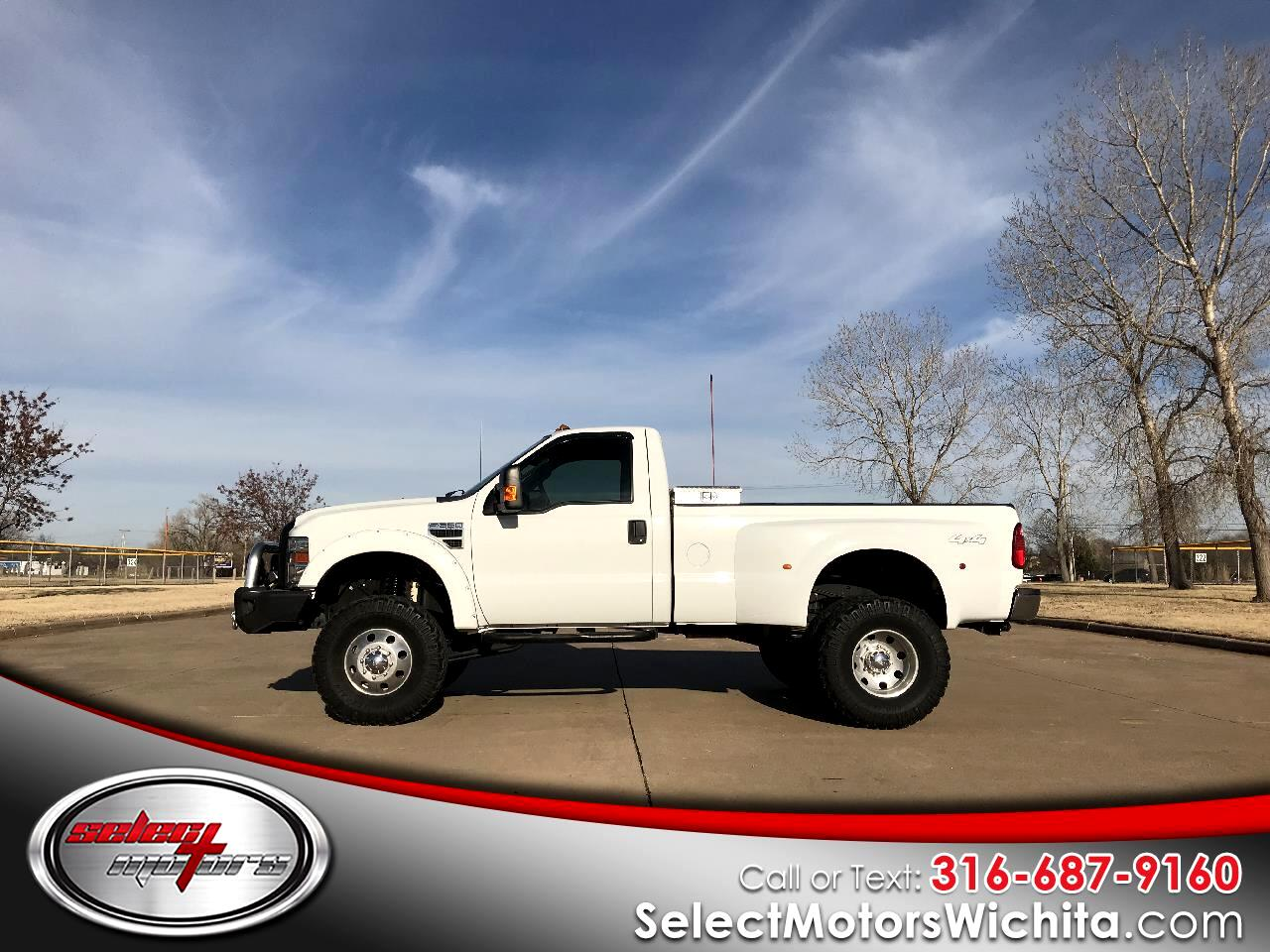 "2010 Ford Super Duty F-350 DRW 4WD Reg Cab 137"" XL"