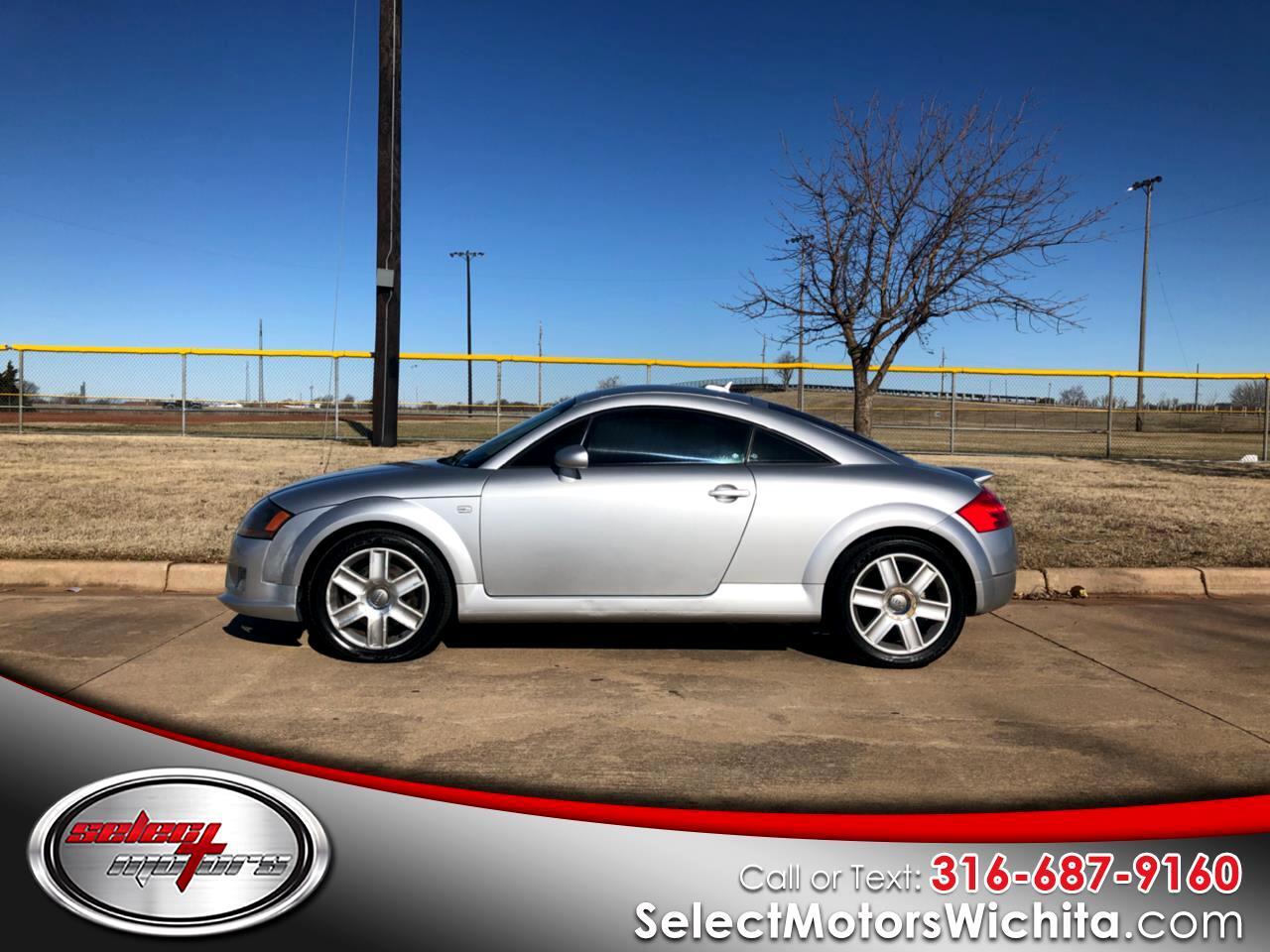 2006 Audi TT 2dr Cpe Auto