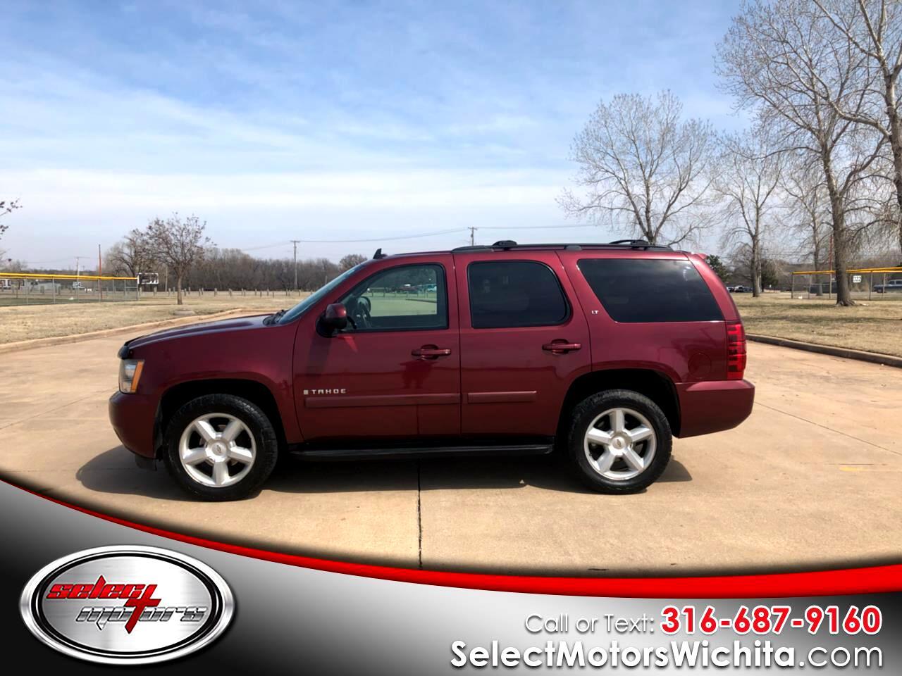 2008 Chevrolet Tahoe 2WD 4dr 1500 LT w/1LT