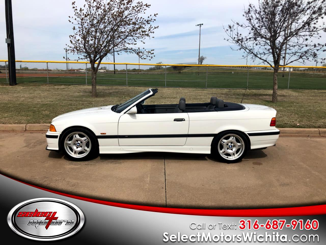 BMW 3 Series M3 2dr Convertible Auto 1998