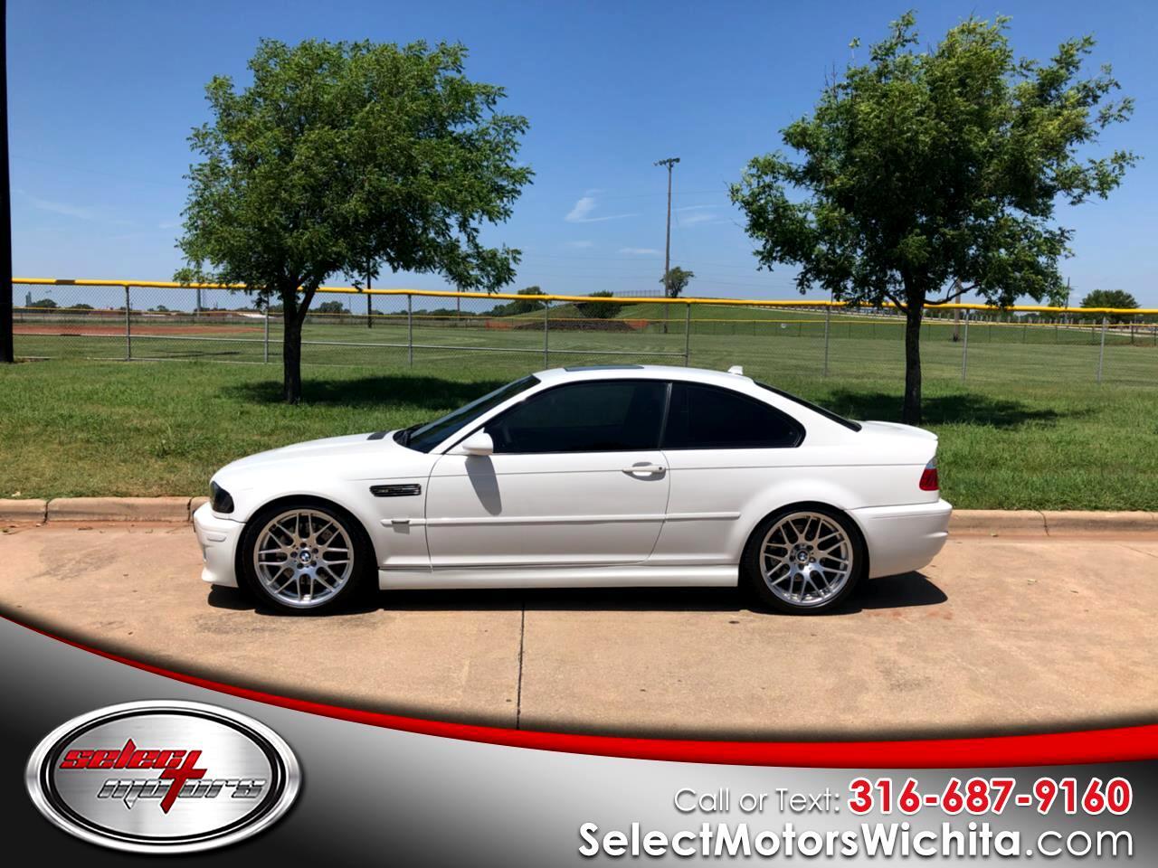 2005 BMW 3 Series M3 2dr Cpe