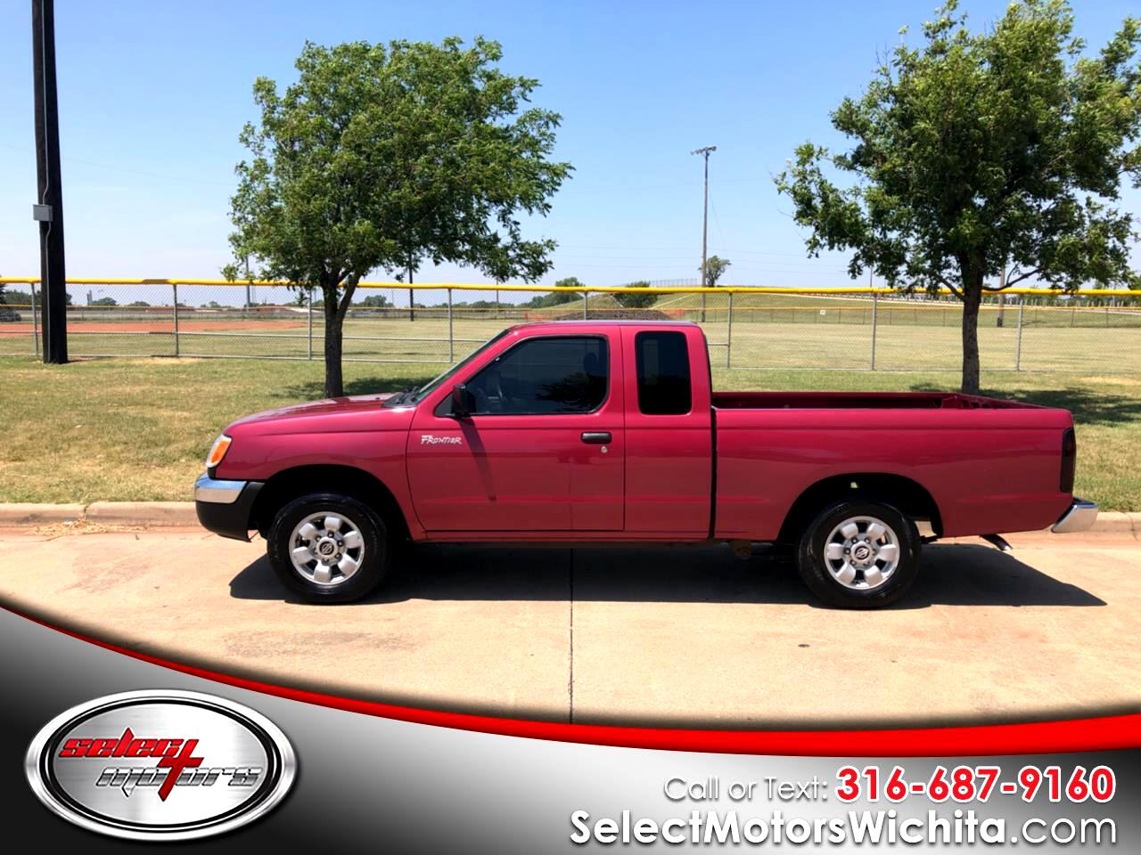 1999 Nissan Frontier 2WD XE King Cab Auto