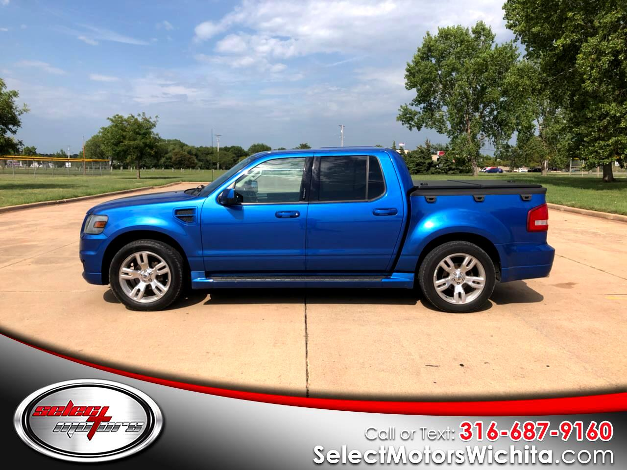 2010 Ford Explorer Sport Trac AWD 4dr Limited