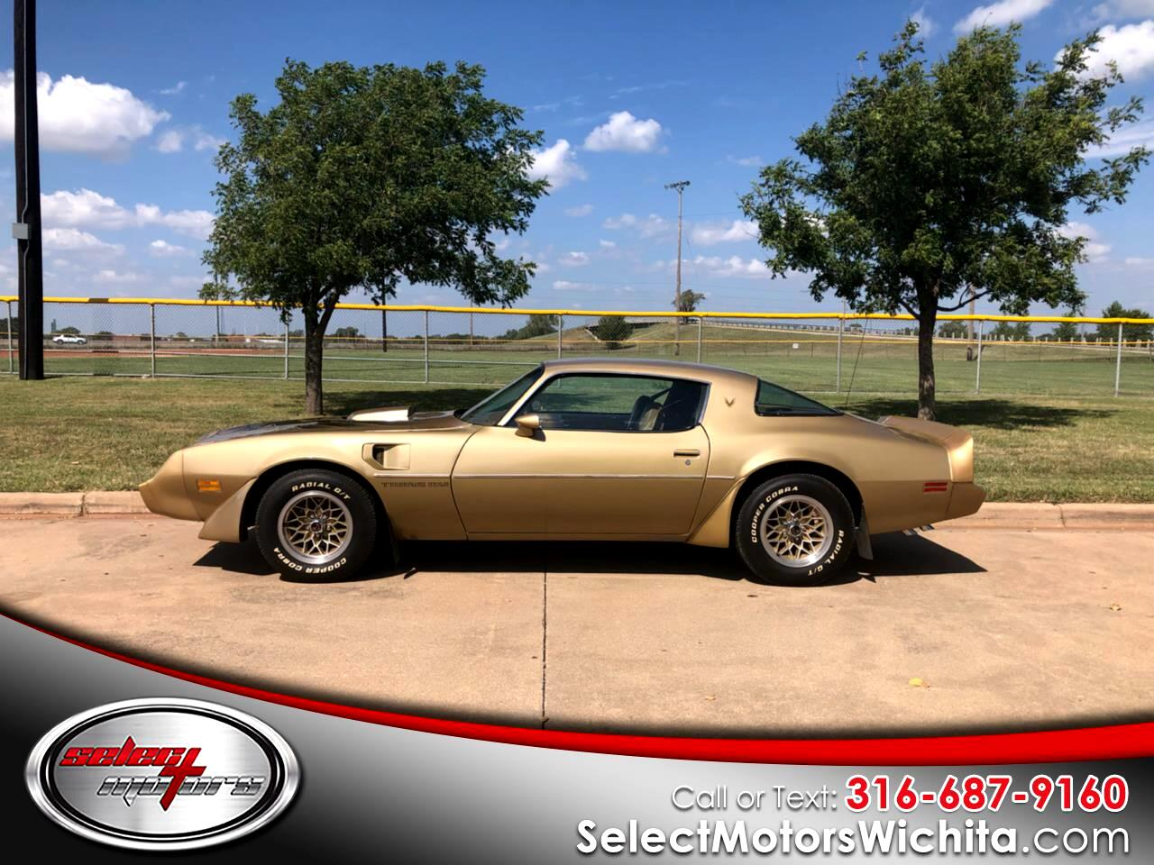 Pontiac Trans Am Coupe 1979