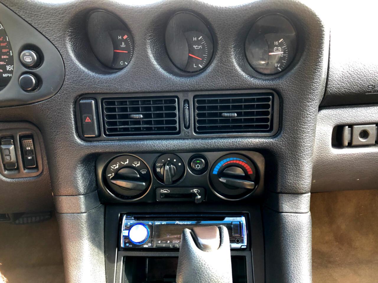 1998 Mitsubishi 3000GT 2dr GT SL Auto