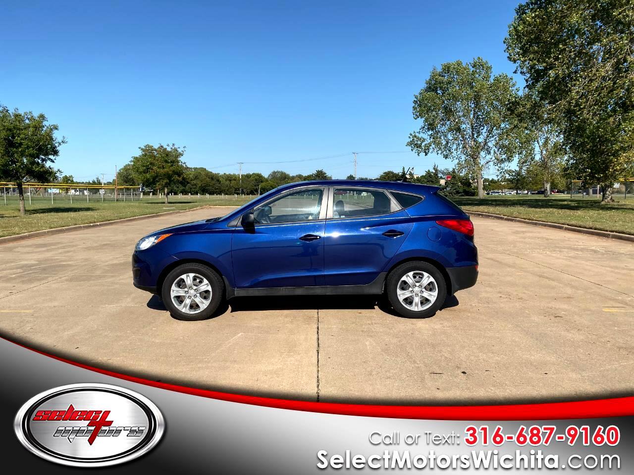 Hyundai Tucson FWD 4dr Auto GL 2011