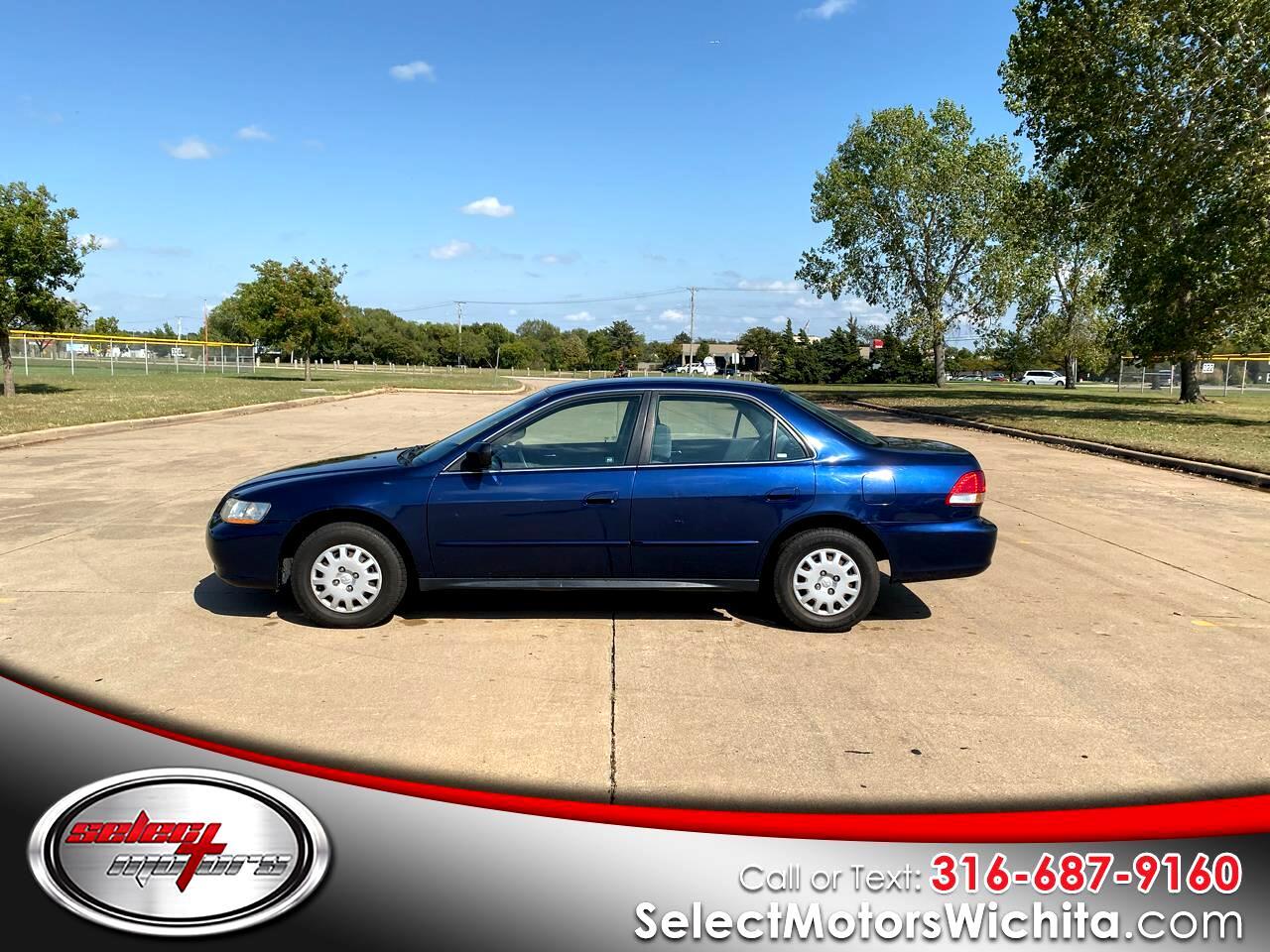 Honda Accord Sdn VP Auto 2002
