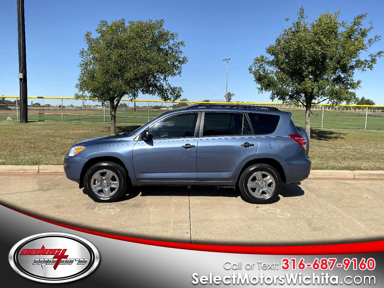 2011 Toyota RAV4 FWD 4dr V6 5-Spd AT (Natl)