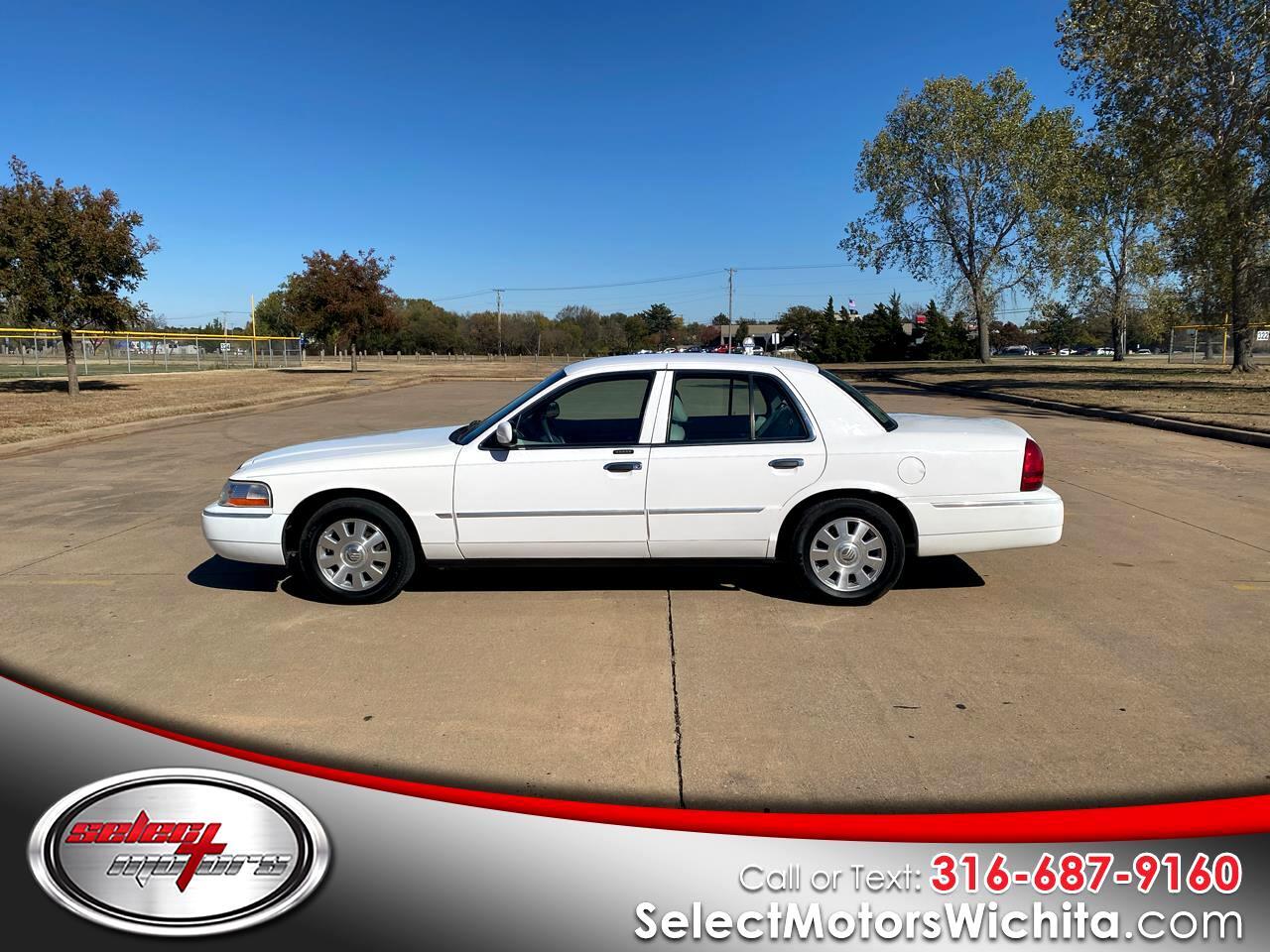 Mercury Grand Marquis 4dr Sdn LS Premium 2004
