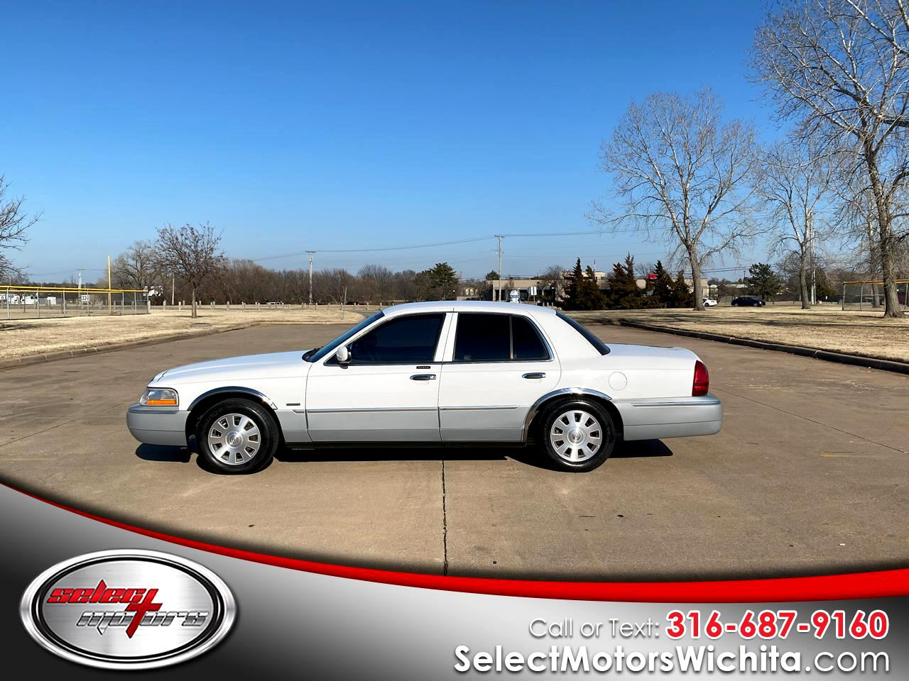 Mercury Grand Marquis 4dr Sdn LS Ultimate 2003