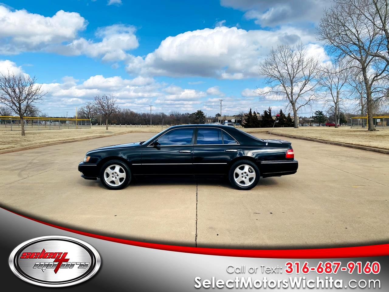 Infiniti Q45 Luxury Performance Sdn w/Touring 1999