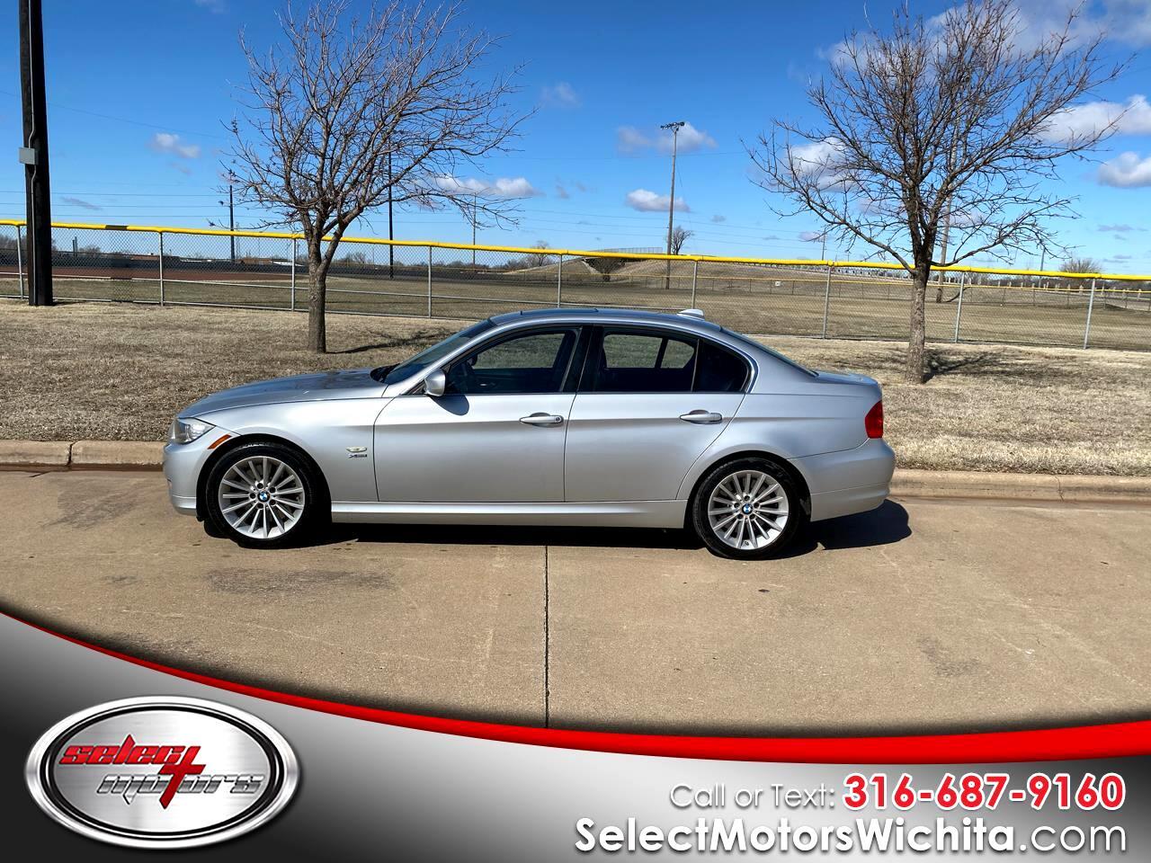 BMW 3 Series 4dr Sdn 335i xDrive AWD 2009
