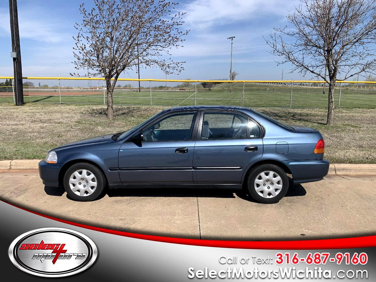 Honda Civic 4dr Sdn DX Auto 1998