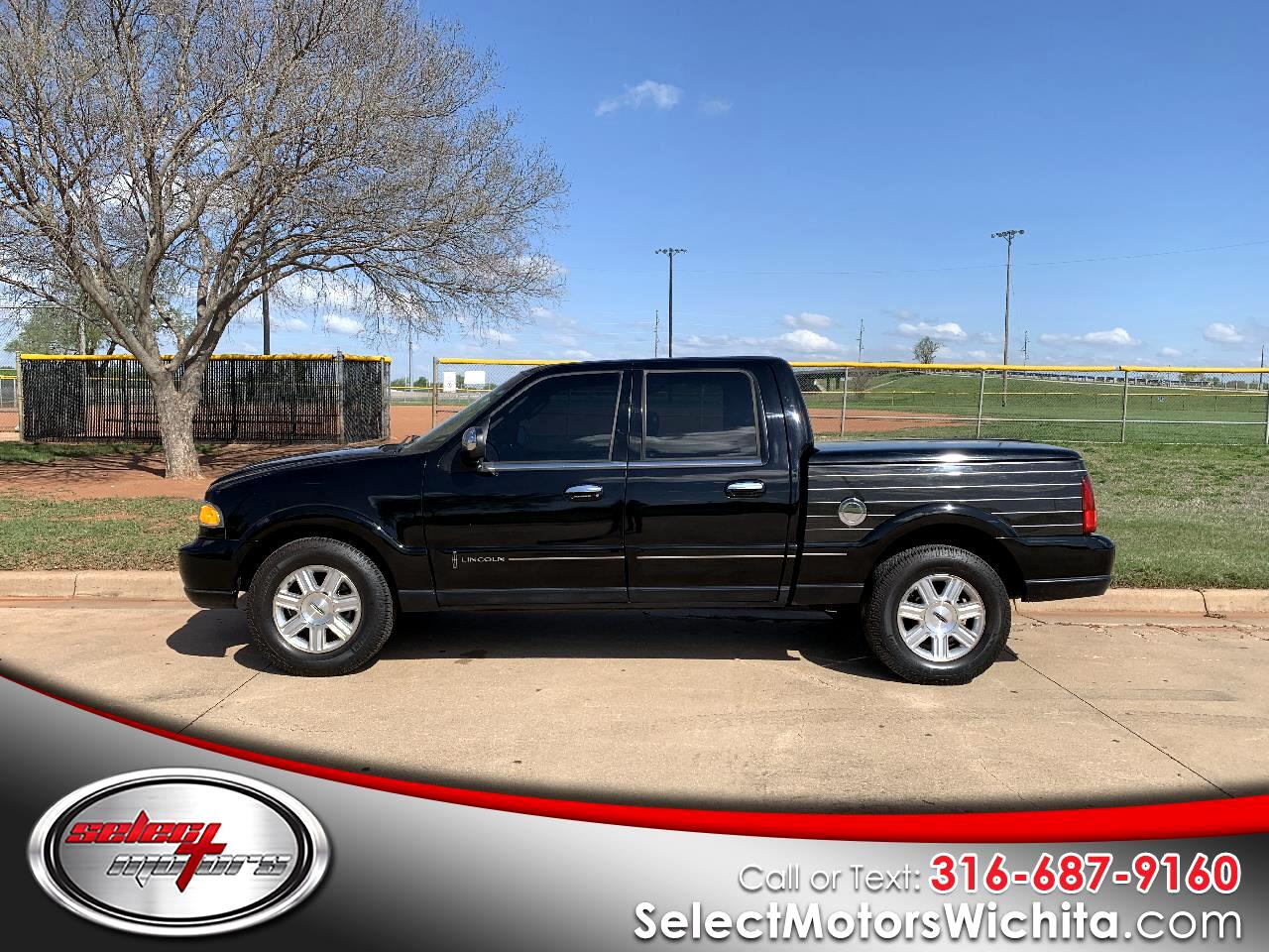 Lincoln Blackwood 2WD 2002