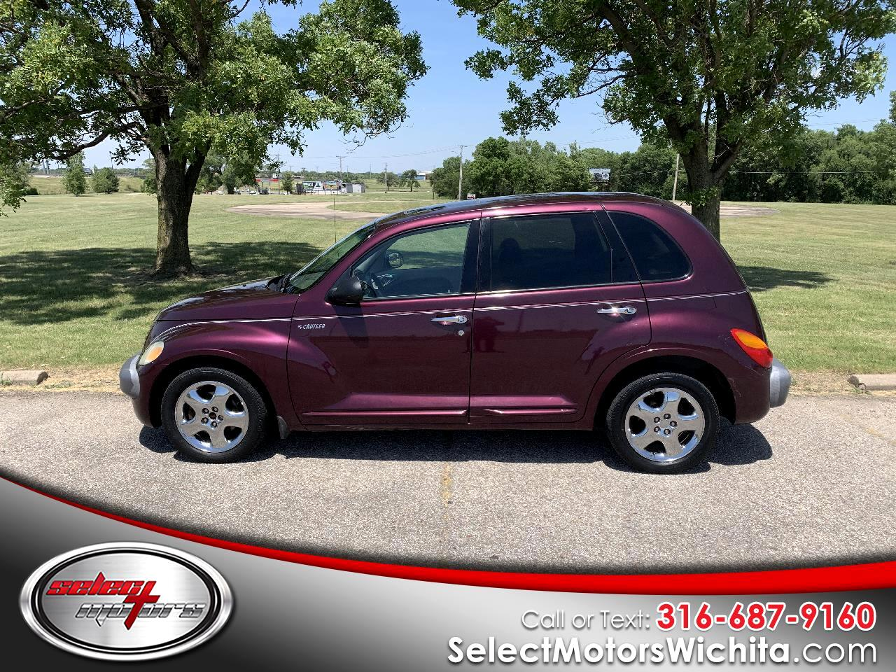 Chrysler PT Cruiser 4dr Wgn 2001