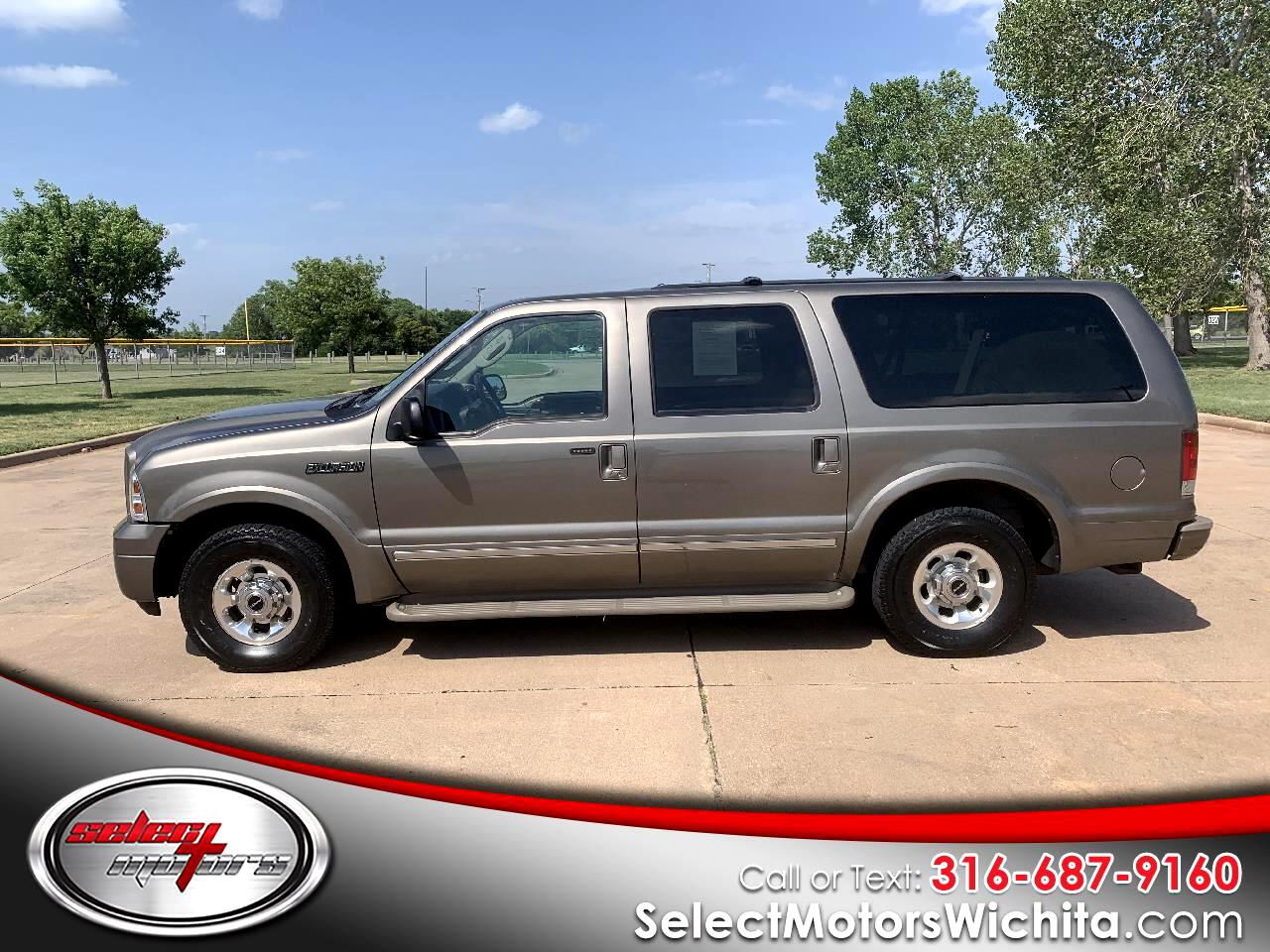 "Ford Excursion 137"" WB 6.0L Limited 2005"