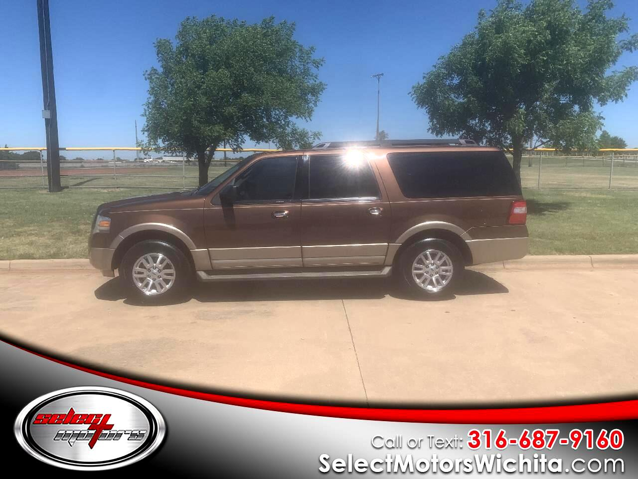 Ford Expedition EL 2WD 4dr Limited 2012