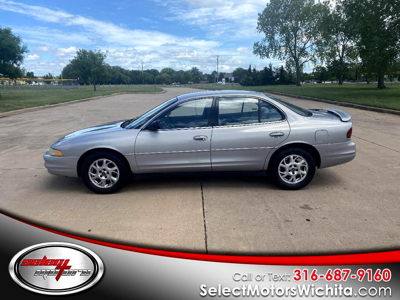 Oldsmobile Intrigue 4dr Sdn GX 2000