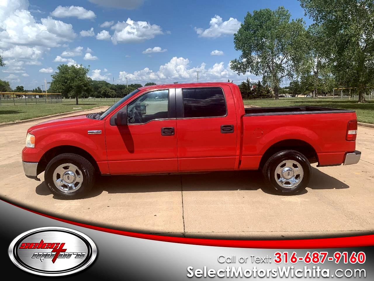 "Ford F-150 SuperCrew 139"" XLT 2006"