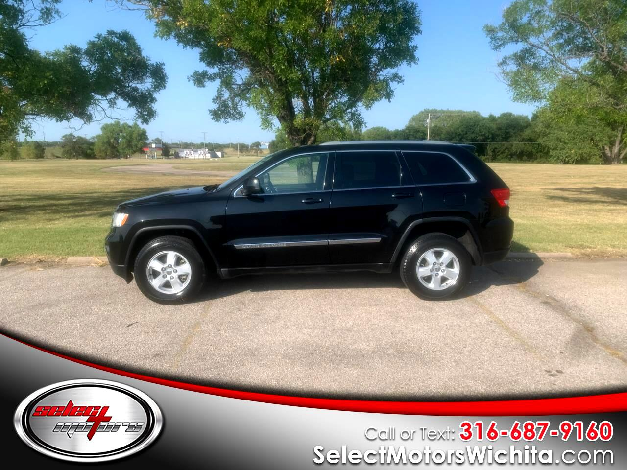 Jeep Grand Cherokee 4dr Laredo 2012