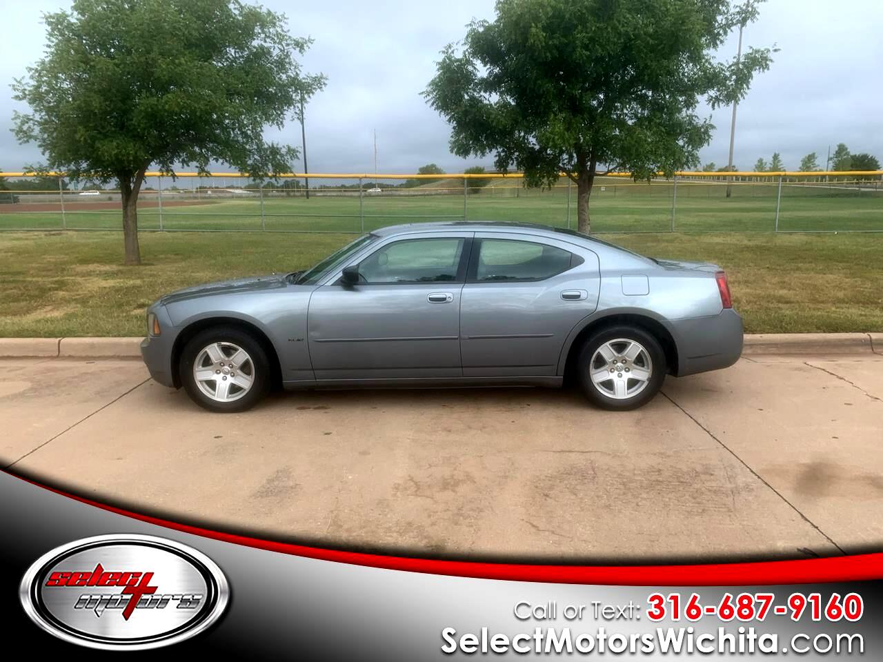 Dodge Charger 4dr Sdn RWD 2006