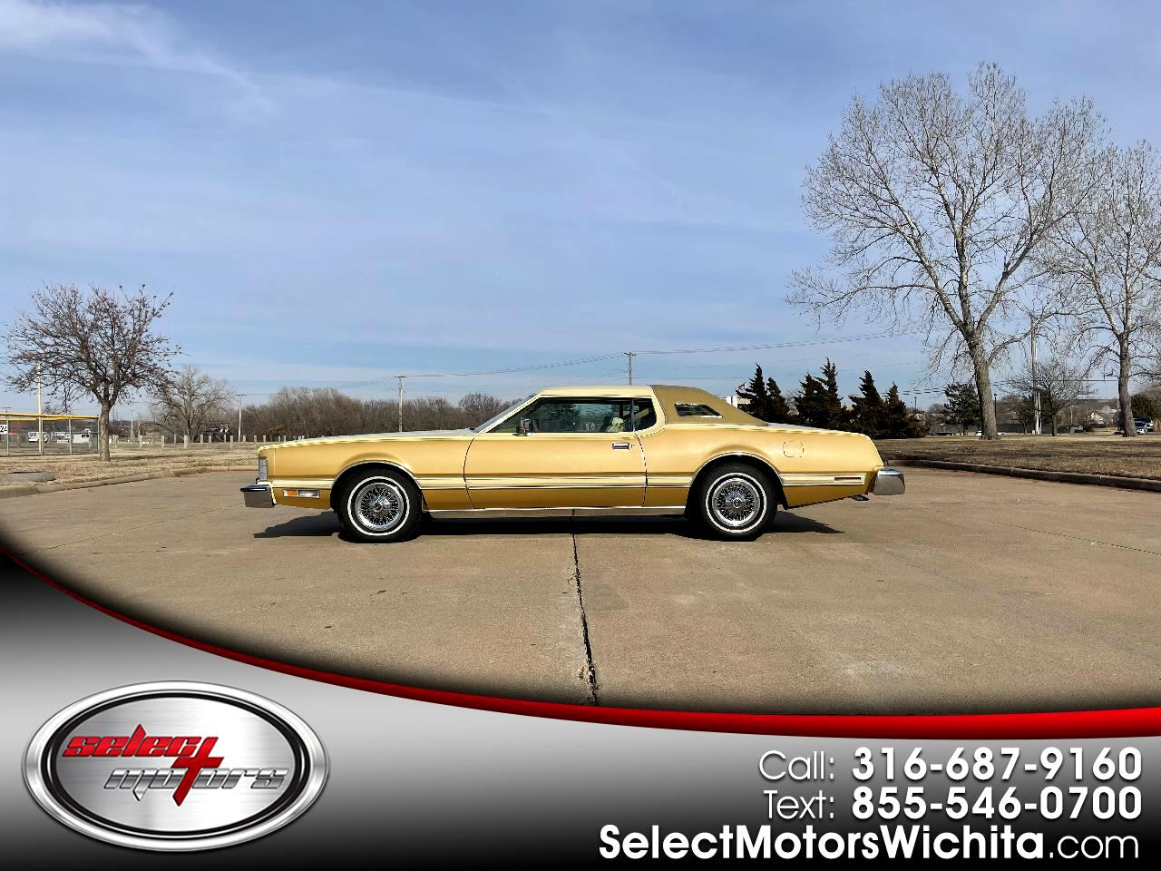 Ford Thunderbird Coupe 1976