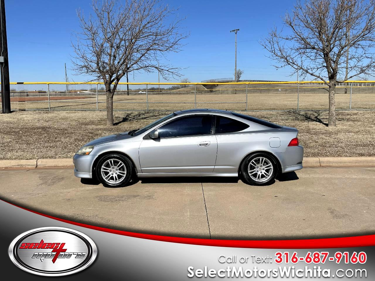 Acura RSX 2dr Cpe AT 2005