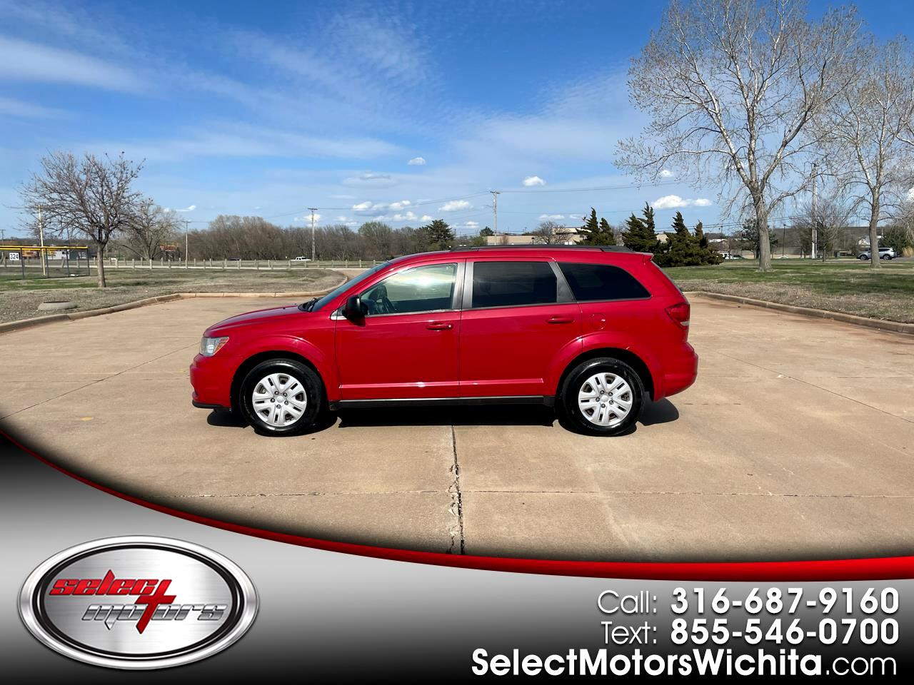 Dodge Journey FWD 4dr SE 2014