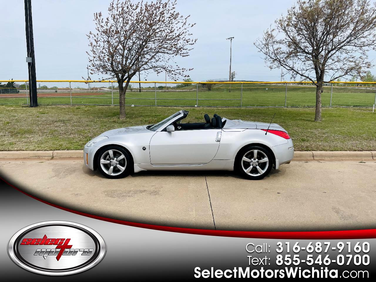 Nissan 350Z 2dr Roadster Auto Touring 2007