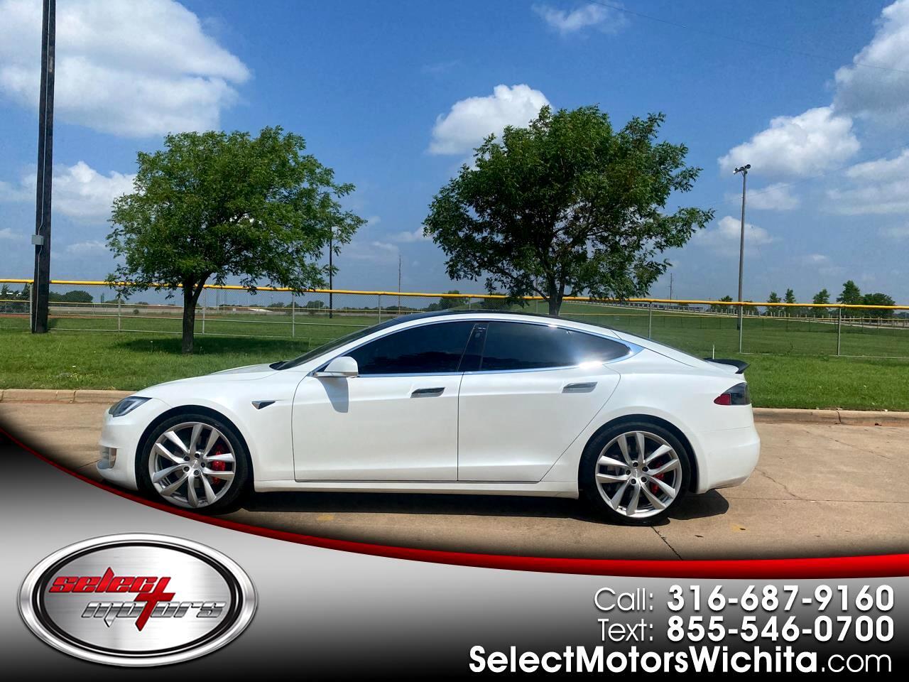 Tesla Model S Performance AWD w/Ludicrous Mode *Ltd Avail* 2019