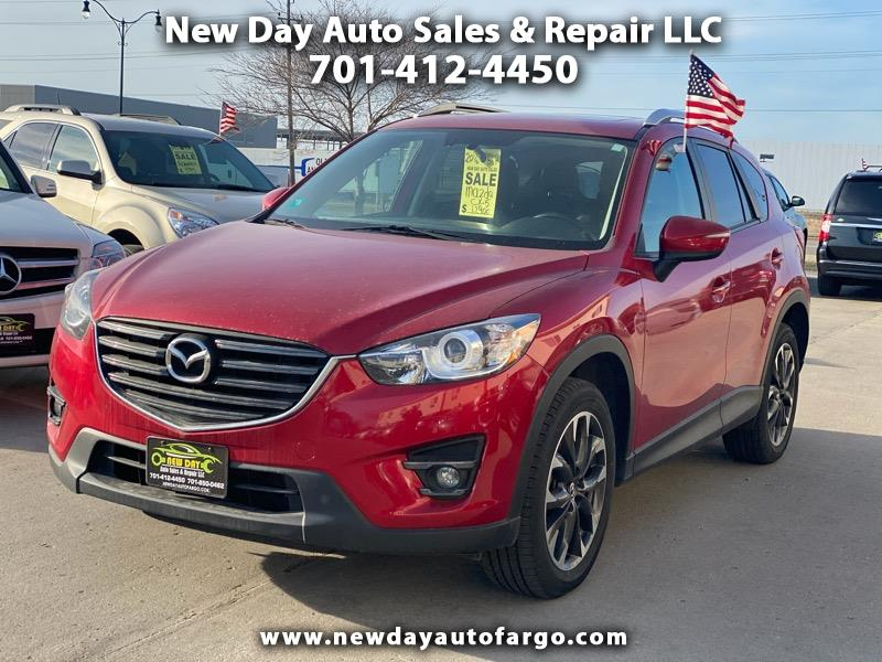 Mazda CX-5 Grand Touring AWD 2016