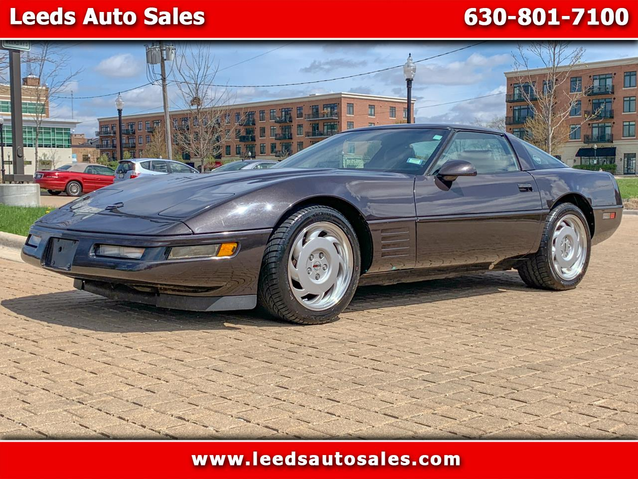 1991 Chevrolet Corvette Coupe