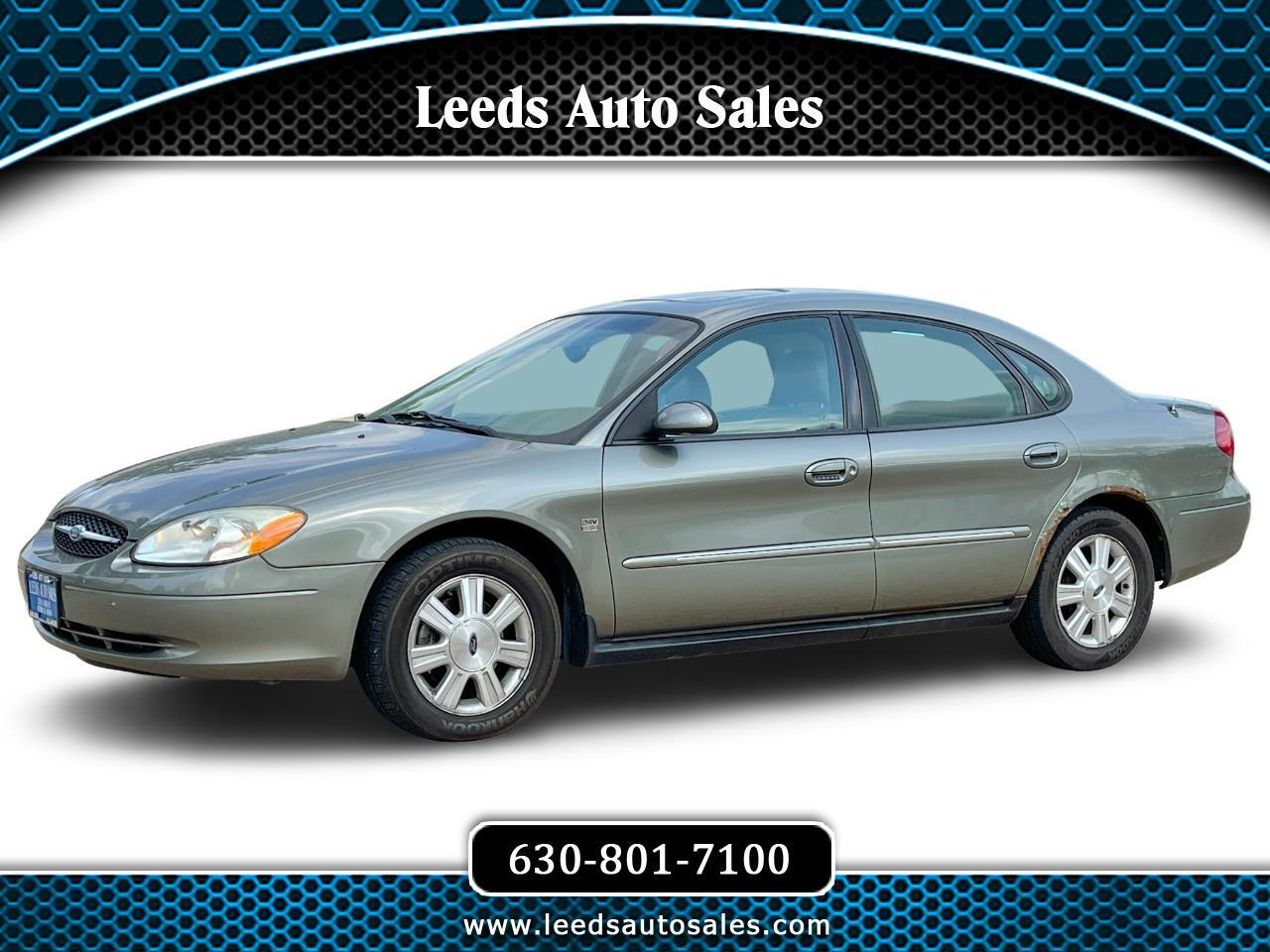 Ford Taurus SEL Deluxe 2003