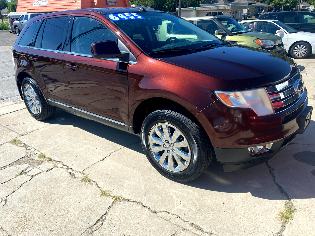 Ford Edge Limited FWD 2009