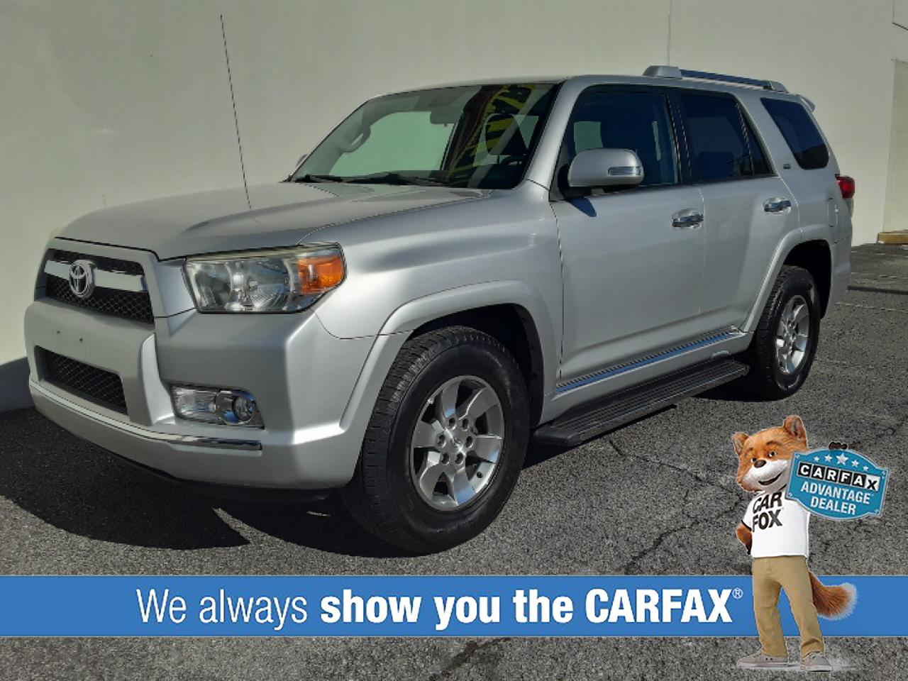 Toyota 4Runner RWD 4dr V6 Limited (Natl) 2010