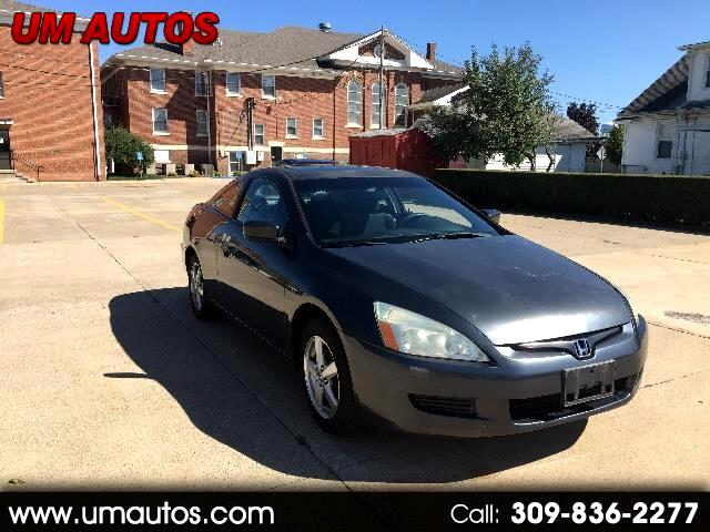 2003 Honda Accord EX coupe