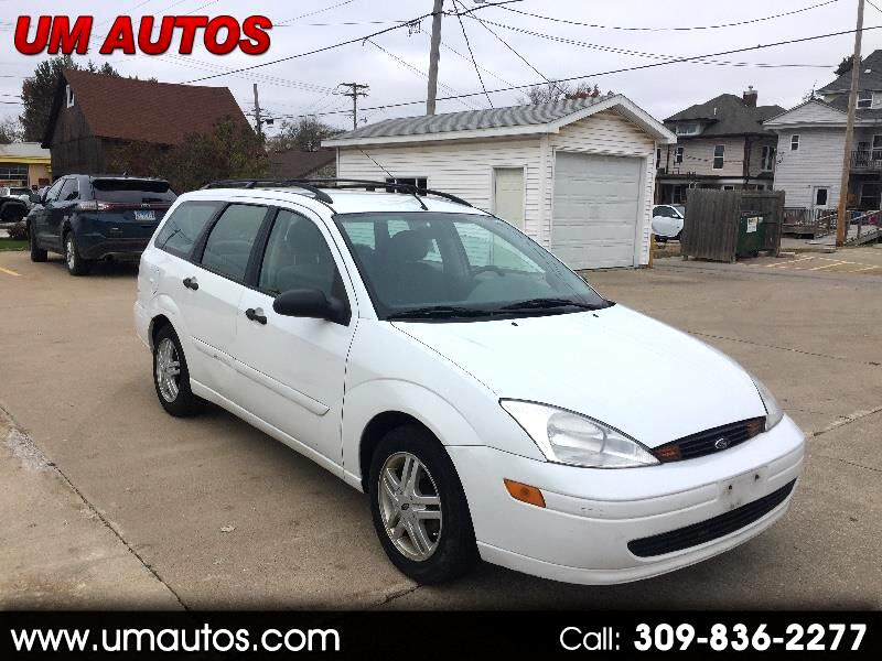 2000 Ford Focus Wagon SE