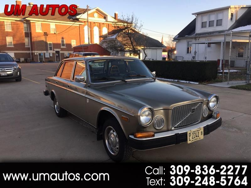 Volvo GLE  1975