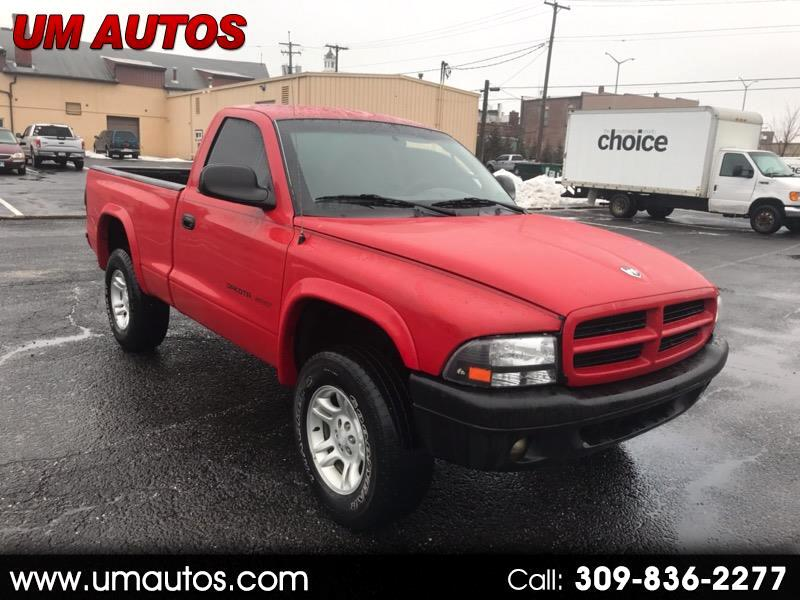 2002 Dodge Dakota Sport 4WD