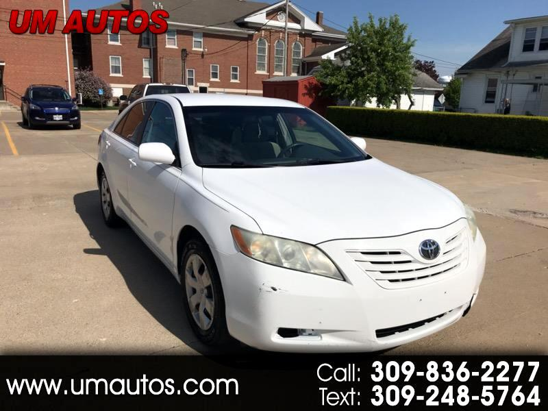 2007 Toyota Camry Ce >> Used 2007 Toyota Camry Ce In Macomb Il Auto Com 4t1be46k47u618995