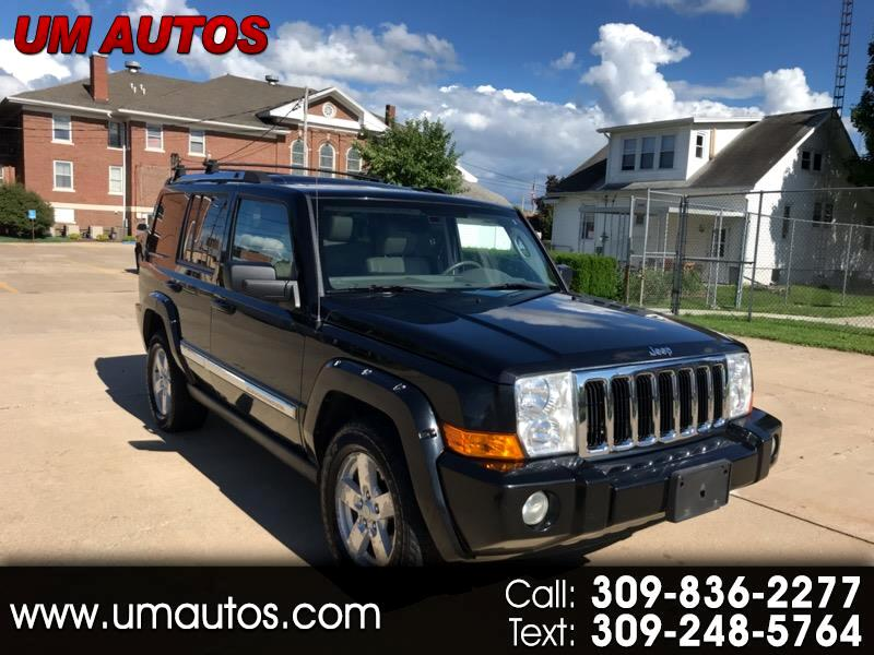 Jeep Commander 4dr Limited 4WD 2007