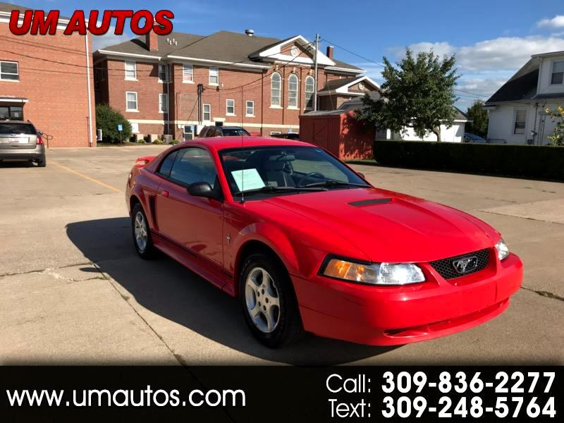 Ford Mustang Coupe 2001
