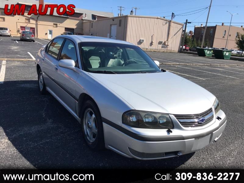 2002 Chevrolet Impala 1LT