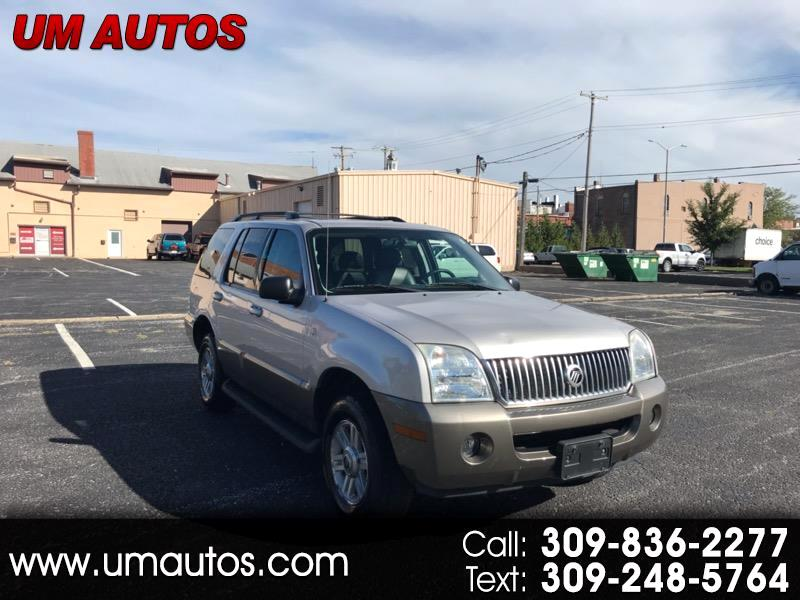 Mercury Mountaineer Convenience 4.6L AWD 2004