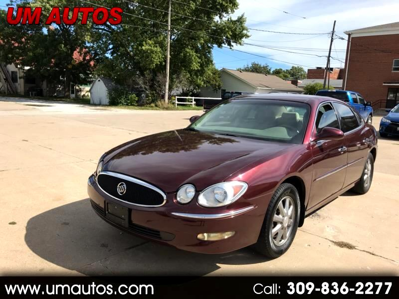 Buick LaCrosse 4dr Sdn CXL FWD 2007